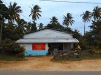 Inselsupermarkt und Bäckerei