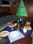 Weihnachtsessen Hauptspeise