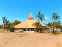 Moderne Ortskirche
