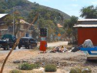 Müll gehört zum Straßenbild