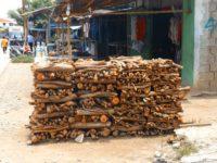 Feuerholz: Das Bündel für einen USD