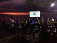 Deutscher Abend beim Dili International Filmfestival