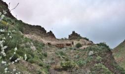 Höhlenwohnungen in Guayadeque