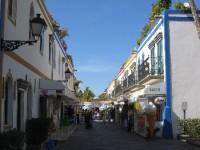 Hübsches touristisches Puerto de Mogán