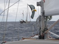 Gemeinsam mit der SY Charon über den Atlantik
