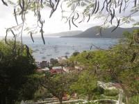 Karibik: Sainte-Anne unsere Ankerbucht vor Martinique