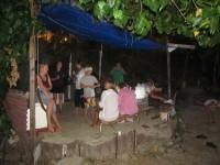 Wiedersehen wird gefeiert mit einer Beachparty