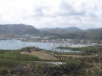 Der Hafen von Le Marin