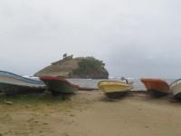 Fischerboote in Dennery