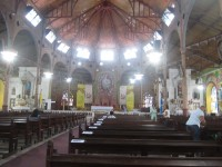Kathedrale in Castries