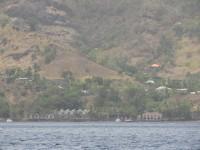 St Vincent: Wallilabou Bay - Filmkulisse