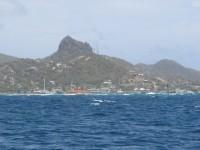 Clifton Harbour geschützt durch das Newlands Reef