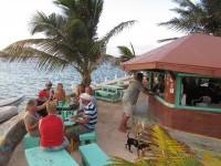 Happy Island besteht nur aus einer Bar