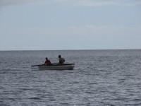 Ozeanfischerei ca. 3 sm vor Grenada