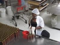 De La Grenade: Scharfe Soßen werden hier gerade abgefüllt