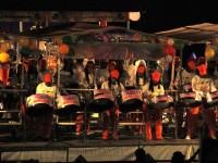 1_STADION: Steeldrum Band - super klasse tolle Trommel Show