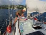 Unser aktuelles Leben mit Gegenwind in der Karibik