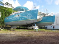 Schiff oder Garage?