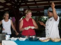 tüpisch karibisches Kochen