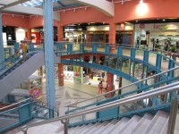 Fort de France: Einkaufszentrum International