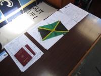 Zwischenstopp: Papierkram zur Einklarierung auf Jamaika
