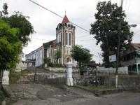 Port Antonio: eine Kirche neben der Nächsten, diese ist am schönsten