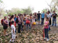 Botanischer Garten - unter Studenten