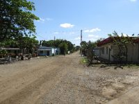Auf dem Land 28 km vor Cienfuegos