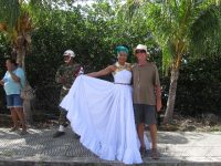 Photoshooting Miss mit Costa Rica