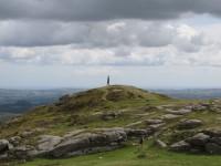 Dartmoor Ausflugsziel Haytor Rocks