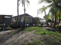 Wo der Panamese wohnt