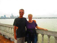 Panama City und der Pazifik