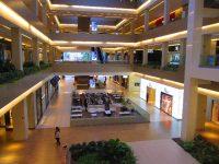 Shopping Mall gigantisch