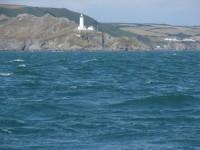 Herrliches Segeln von Dartmouth bis Start Point