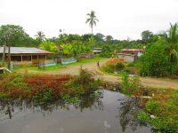 Müll- und Fäkalienentsorgung in den Wasserläufen