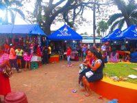 Feier zum Bocas Tag