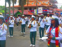 Festumzug zum Bocas Tag