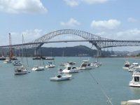 26_Bridge of the Americas und gleich nebenan der Balboa Yacht Club