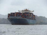 4_Begegnungen auf dem Panamakanal: Mol Bellwether