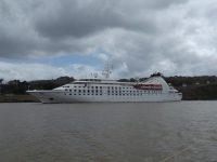 7_Begegnungen auf dem Panamakanal: Star Breeze