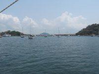 Abschied aus La PLayita, Panama City